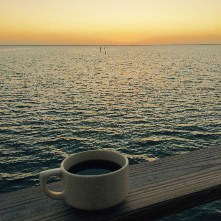 Catching the sunrise in Captiva, Florida