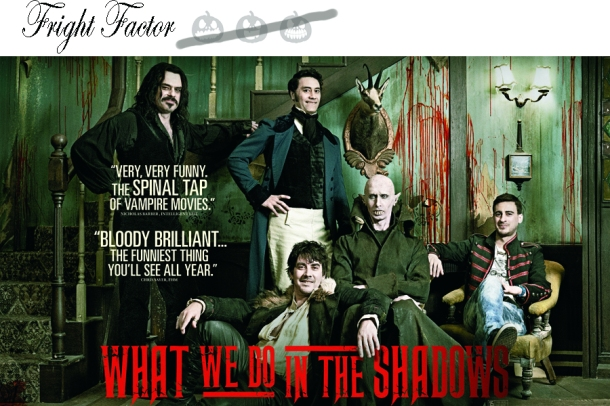 What we do in the shadows movie vampire halloween