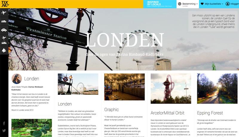 Tix.nl-London-reisgids
