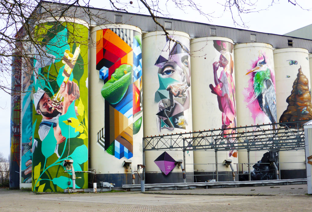 Kings of Color street art festival Den Bosch