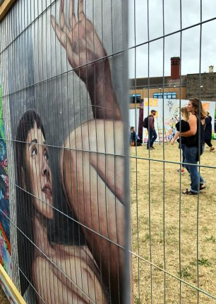 Upfest Bristol Highlights // Dutch Girl in London