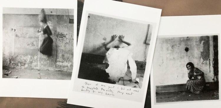 Francesca Woodman // Dutch Girl in London