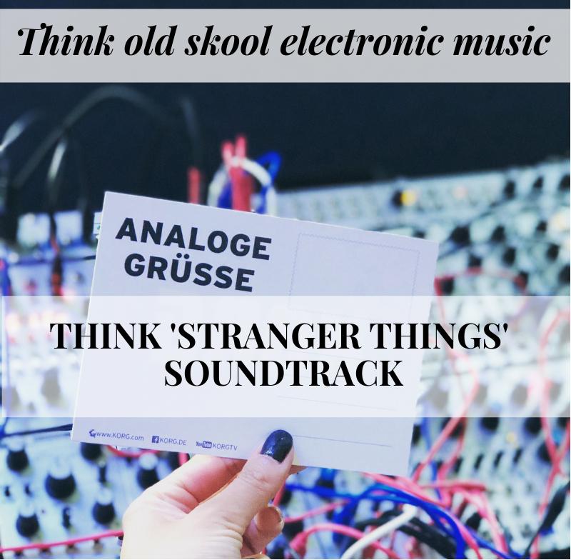 old skool synths