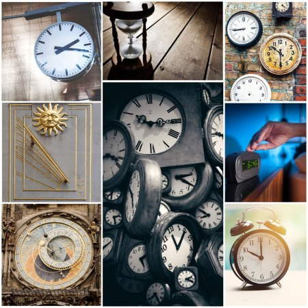The Clock by Christian Marclay // Dutch Girl in London