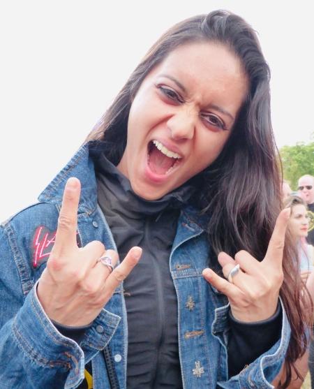 Rocktober Special // Dutch Girl in London