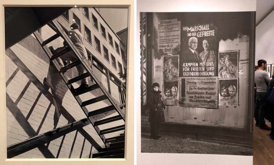 Roman Vishniac photography // Dutch Girl in London