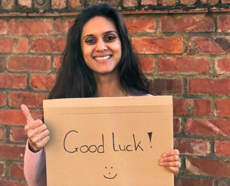 5 years Dutch Girl in London giveaway