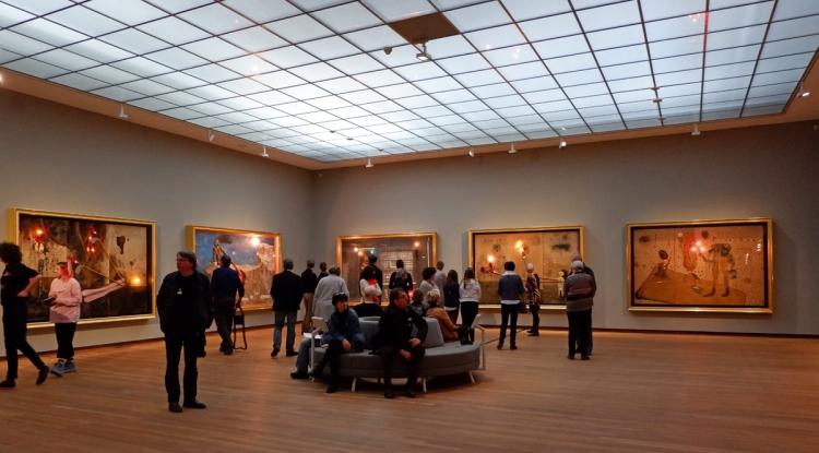 David Lynch tentoonstelling Maastricht