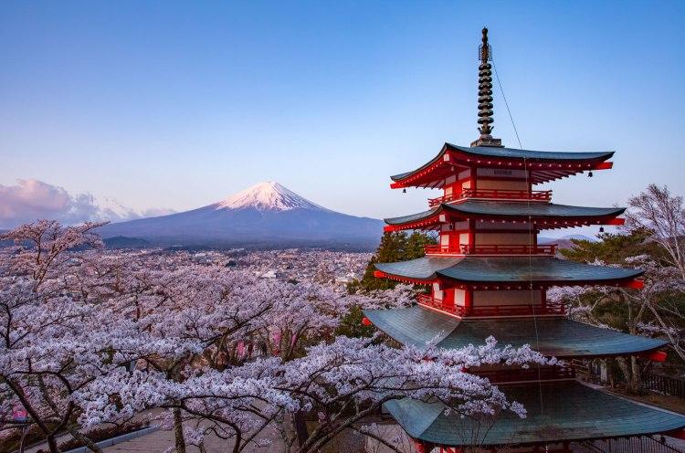 Japan: my travel bucket list // Dutch Girl in London
