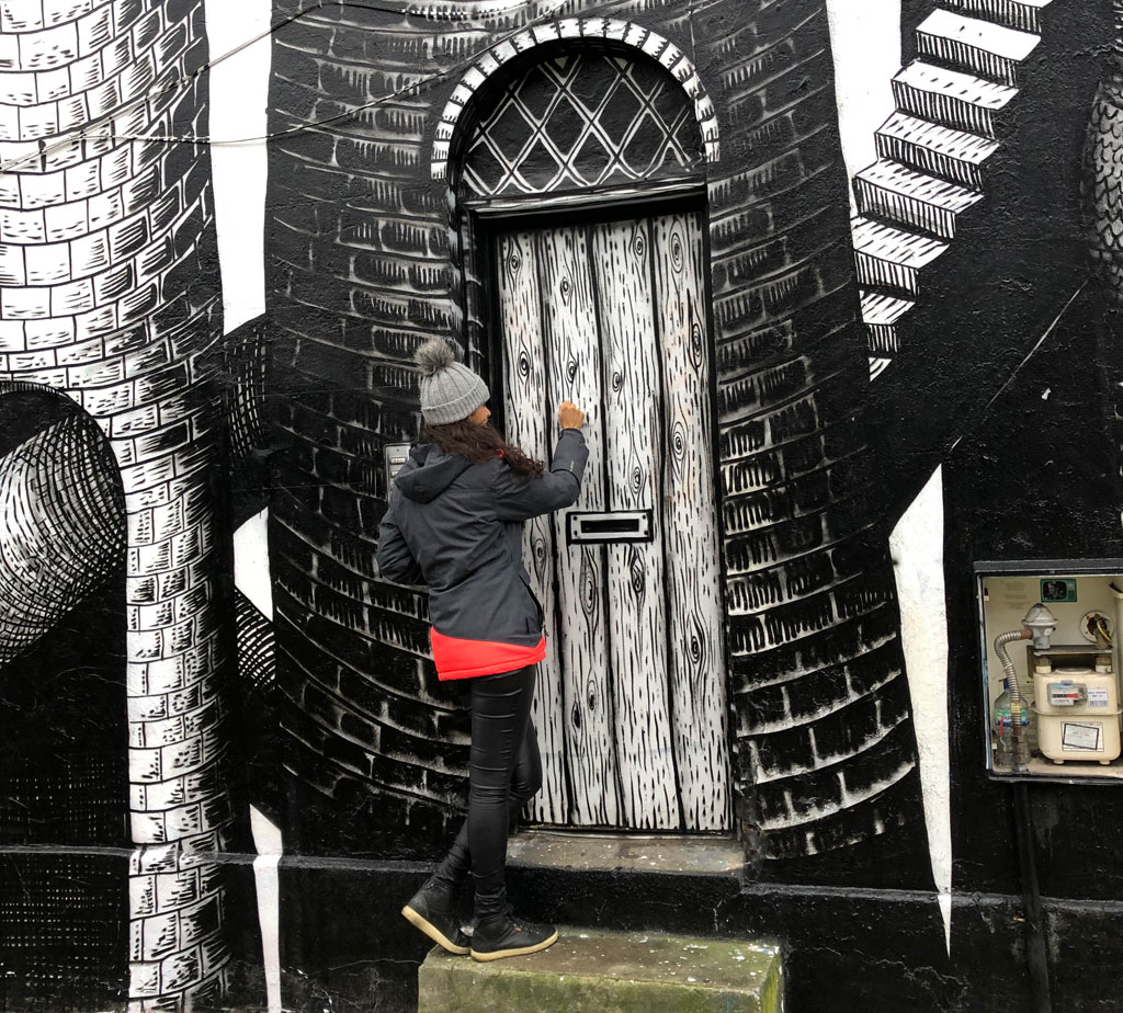 Reflections February 2019 // Dutch Girl in London