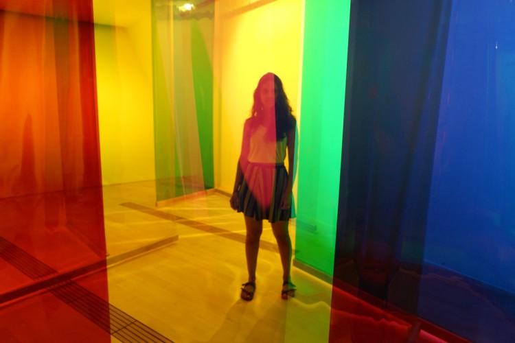 Olafur Eliasson Minimalism Singapore