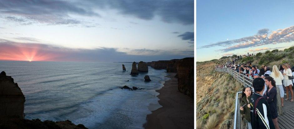 sunset-Twelve-Apostles