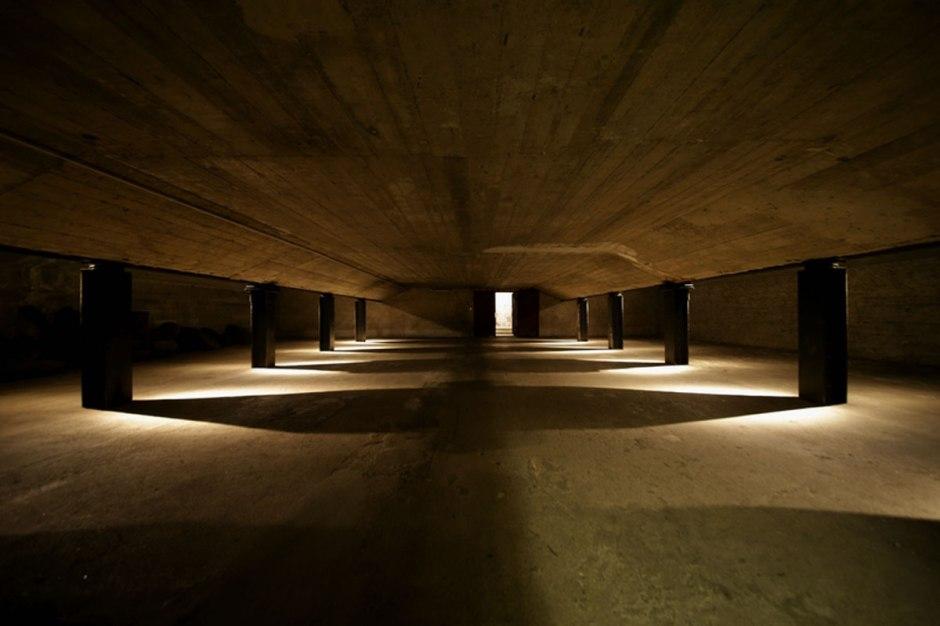 Cold War nuclear bunkers Berlin // Dutch Girl in London