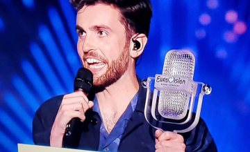 Duncan Laurence winner Eurovision Song Contest 2019