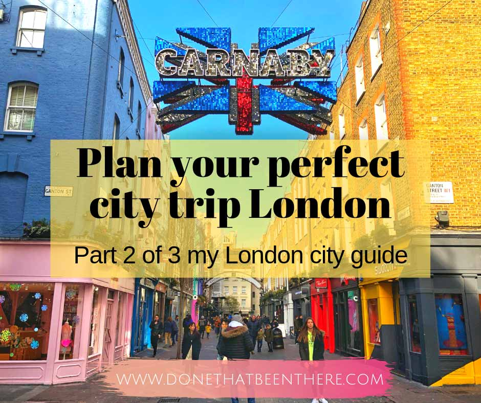 London city guide // Done That Been There