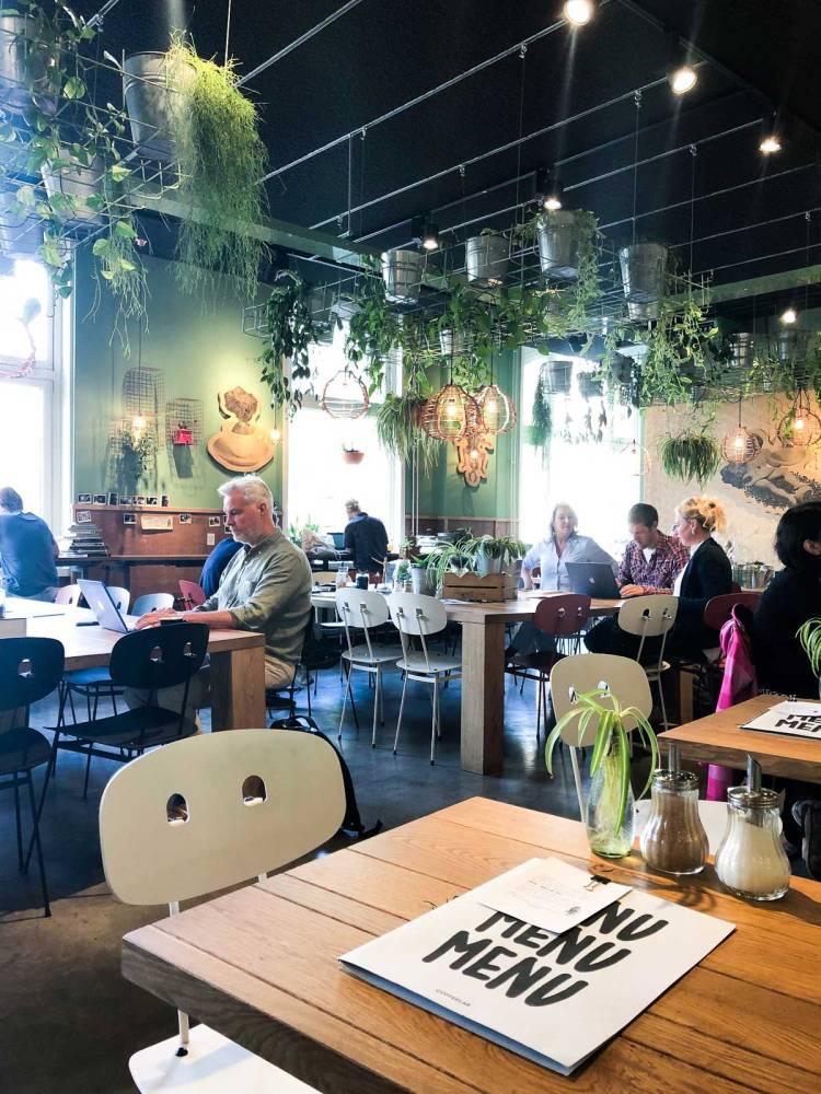 CoffeeLab café in Den Bosch