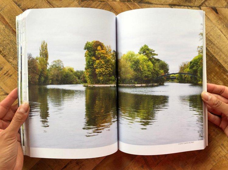 D'Oyly Carte Island River Thames