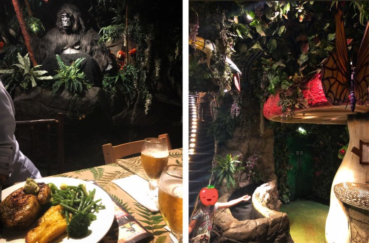 Rainforest Café London