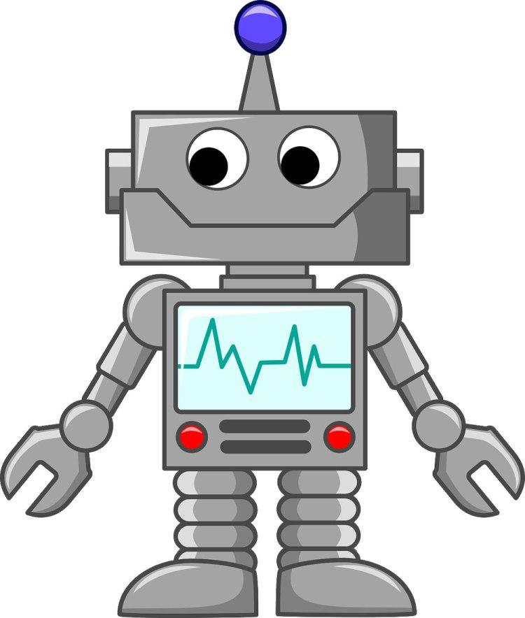 robot dad