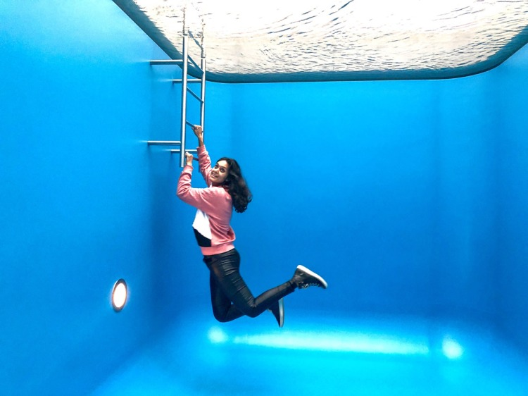 Leandro Erlich Swimming Pool Museum Voorlinden
