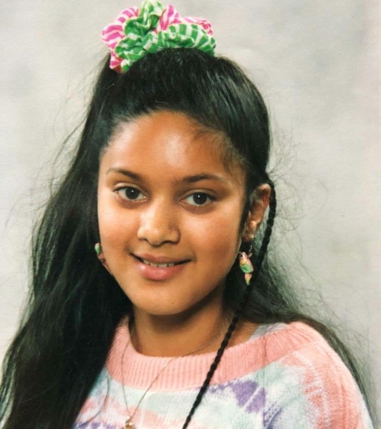 Zarina 11 year old
