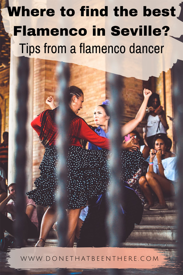 Link to my article about the best places to see Flamenco in Seville