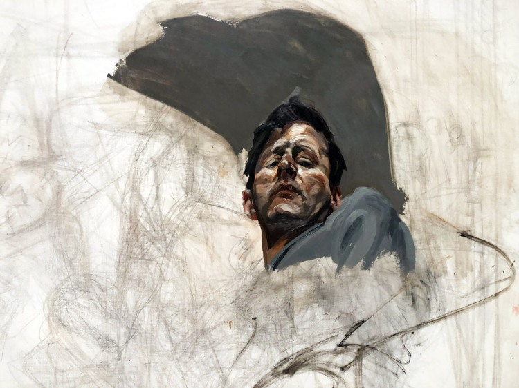 Lucian Freud Self-Portraits exhibition at Royal Academy London 2019