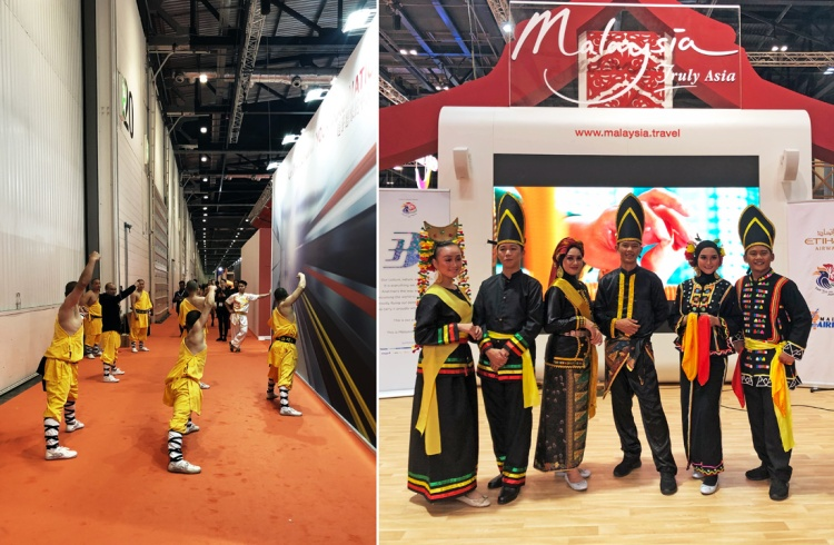 Photos of WTM London (World Travel Market London) 2019