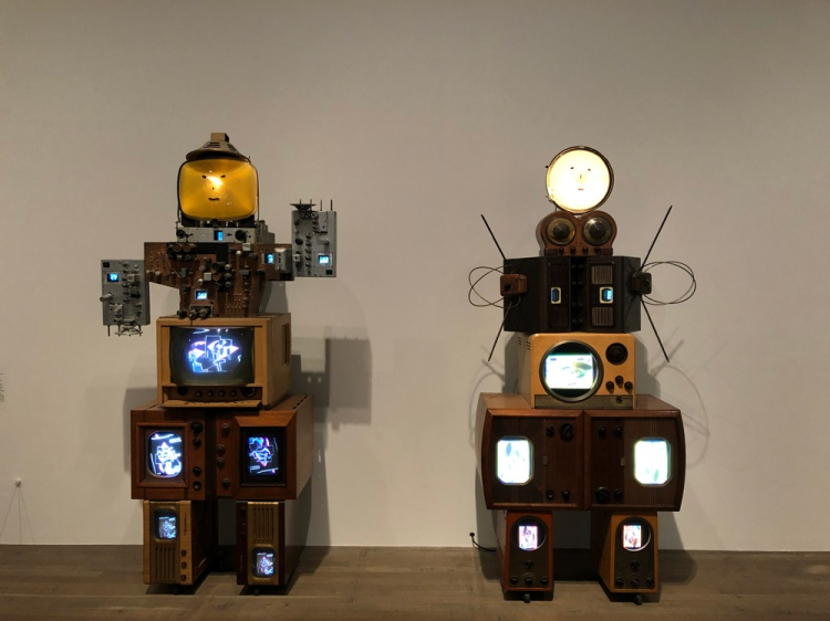 Nam June Paik exhibition at Tate Modern