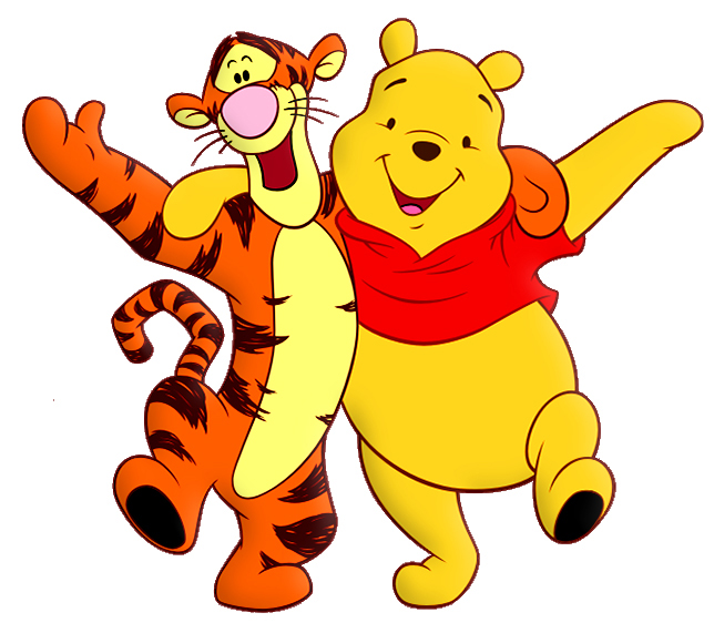 Winnie the Pooh and Tigger depression suicide
