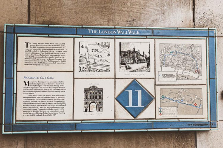 London Wall Walk