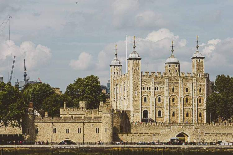 One of the best things to do near Tower Bridge is to visit the Tower of London
