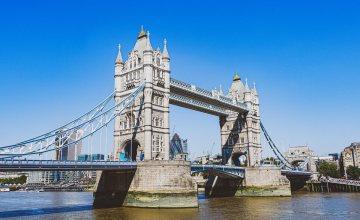 Things to do near Tower Bridge, London landmark