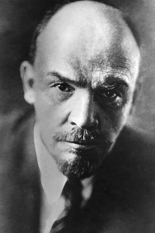 Portrait of Vladimir Lenin